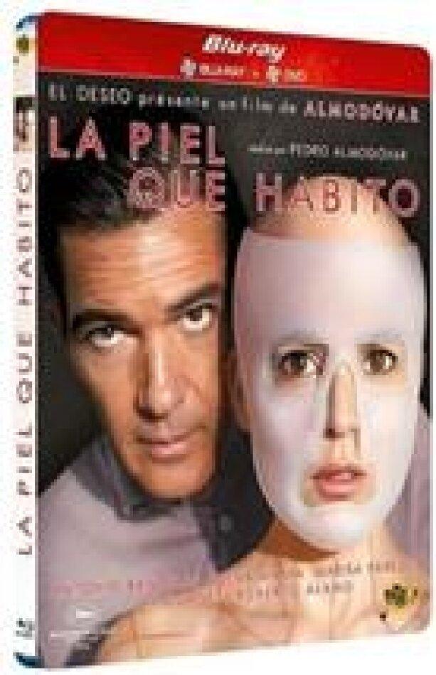 La piel que habito (2011) (Blu-ray + DVD)