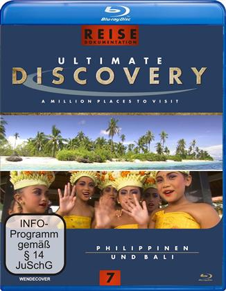 Ultimate Discovery 7 - Philippinen und Bali