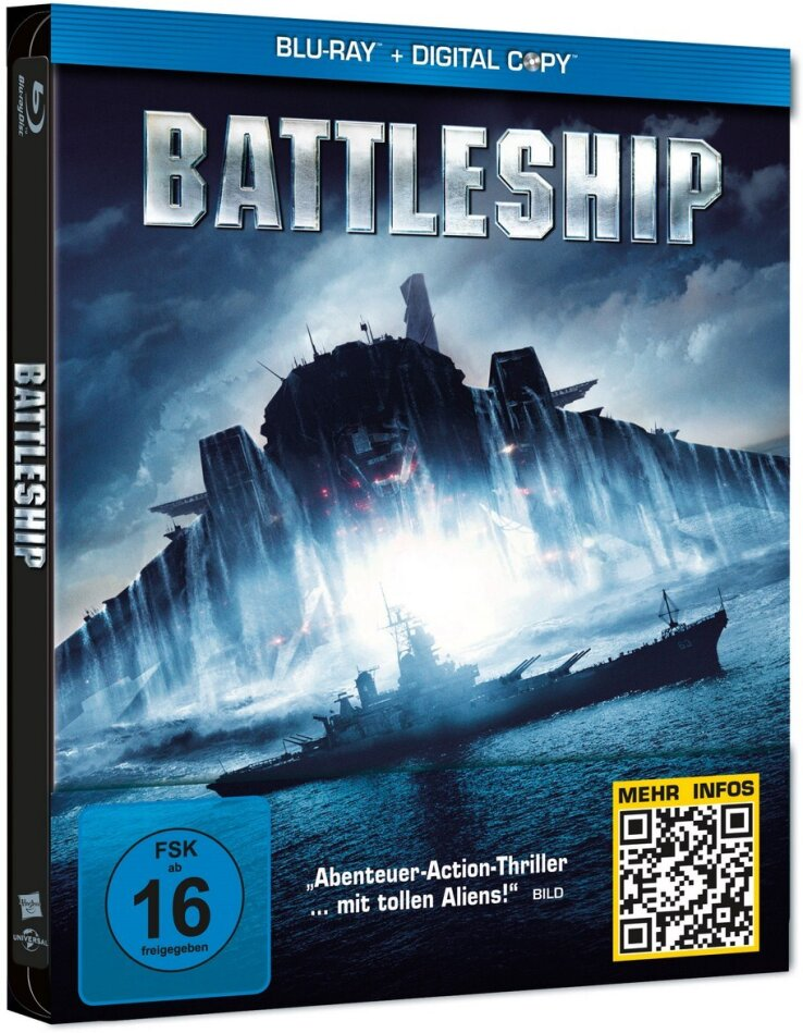 Battleship (2012) (Edizione Limitata, Steelbook)