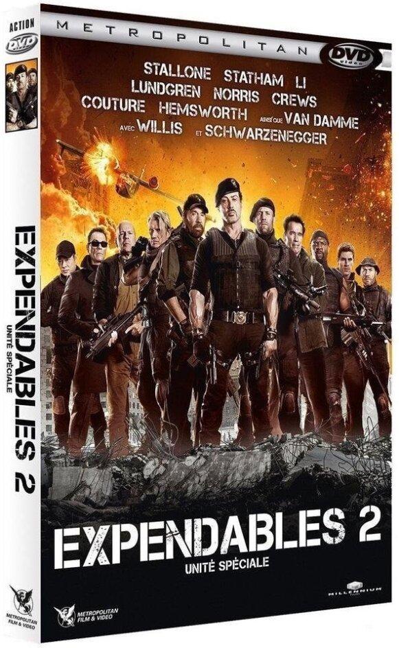 Expendables 2 - Unité spéciale (2012)