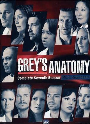 Grey's Anatomy - Season 7 (6 DVDs)
