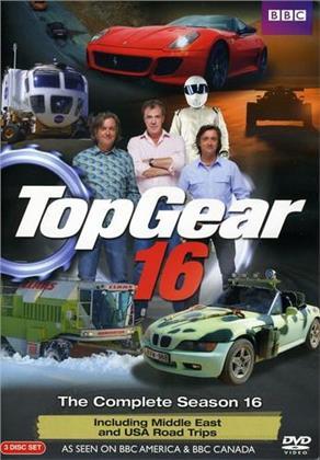 Top Gear - Season 16 (3 DVDs)
