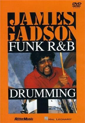 James Gudson - Funk R&B Drumming