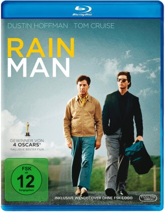 Rain Man (1988) (Remastered in 4K)