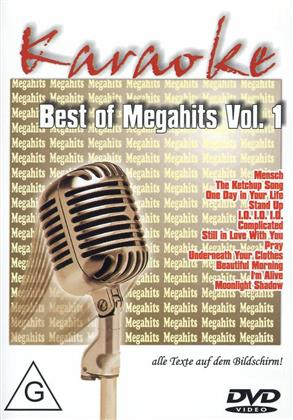 Karaoke - Best of Megahits Vol.1