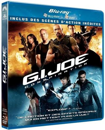 G.I. Joe - Conspiration (2012) (Blu-ray + DVD)