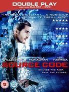 Source Code (2011) (Blu-ray + DVD)