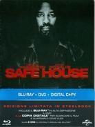 Safe House - Nessuno è al sicuro (2012) (Limited Edition, Steelbook, Blu-ray + DVD)