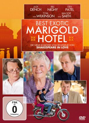 Best Exotic Marigold Hotel (2011)