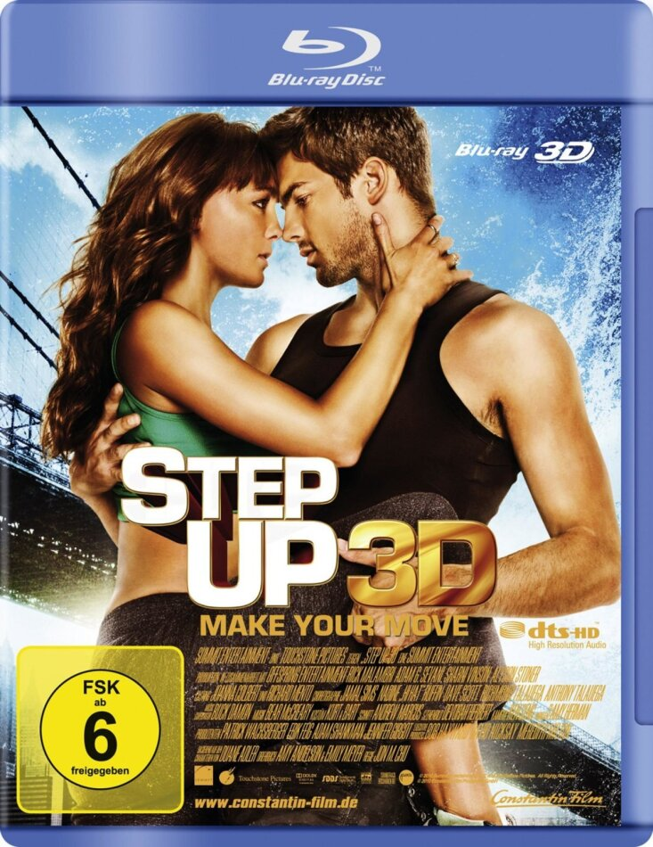 Step Up 3 - Make your move (2010)