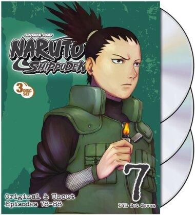 Naruto Shippuden - Set 7 (Uncut, 3 DVD)