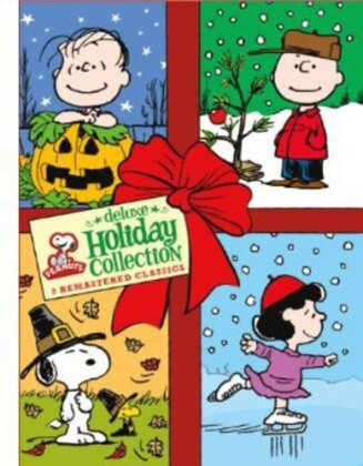 Peanuts Holiday Collection (Deluxe Edition, 3 DVD)