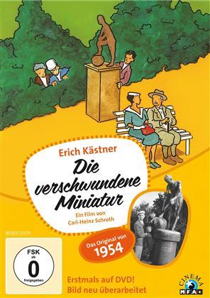 Die verschwundene Miniatur - Erich Kästner (1954)