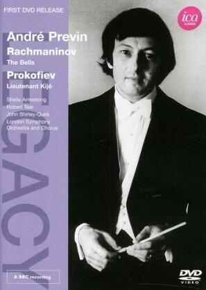 London Symphony Orchestra & André Previn - Rachmaninov / Prokofiev / Bernstein (ICA Classics, Legacy Edition)