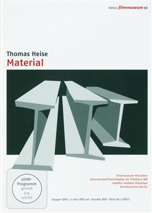 Material - Thomas Heise - (Edition Filmmuseum - 2 DVDs)