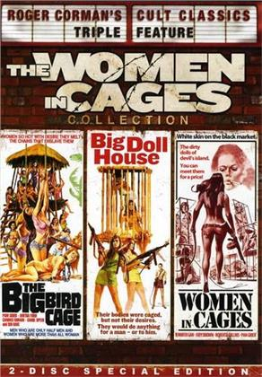 Roger Corman's Cult Classics - The Women in Cages Collection (2 DVDs)