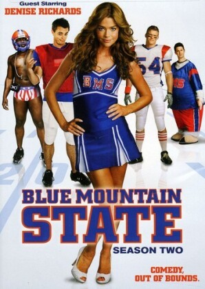 Blue Mountain State - Season 2 (2 DVDs)