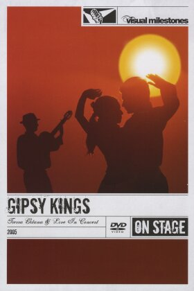 Gipsy Kings - Tierra Gitana & Live In Concert (Visual Milestones)