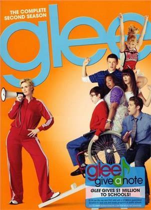 Glee - Season 2 (6 DVDs)