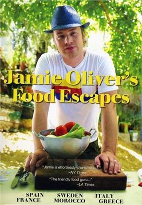 Jamie Oliver's Food Escapes (6 DVDs)
