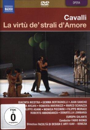 Orchestra Europa Galante, Fabio Biondi, … - Cavalli - La virtù de strali d'amore (Naxos, 2 DVDs)