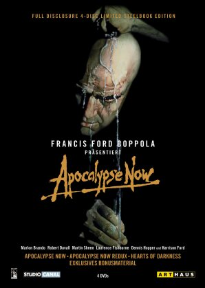 Apocalypse Now (1979) (Arthaus, Steelbook, 4 DVD)