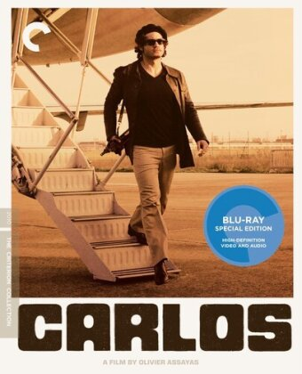 Carlos (2009) (Criterion Collection, 2 Blu-rays)