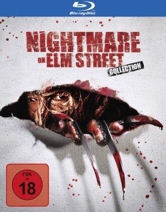 Nightmare on Elm Street Collection (4 Blu-rays + DVD)