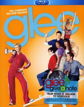 Glee - Season 2 (4 Blu-rays)