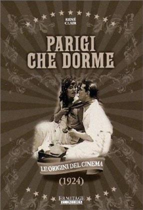 Parigi che dorme - (Le origini del Cinema) (1924)