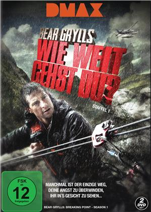 Bear Grylls: Wie weit gehst du? - Staffel 1 (Discovery Channel, 2 DVDs)