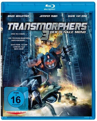 Transmorphers 3 - Der dunkle Mond