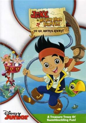 Jake and the Never Land Pirates - Season 1.1 (with CD & Eye Patch)