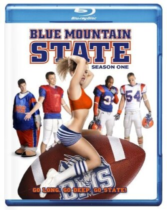 Blue Mountain State - Season 1 (2 Blu-rays)