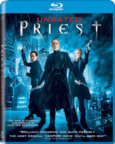 Priest (2010) (Unrated)