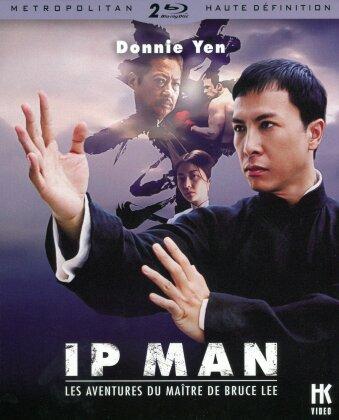Ip Man 1 + 2 - La légende du Grand Maitre / Le Retour du Grand Maitre (2 Blu-ray)