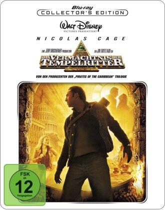 Das Vermächtnis der Tempelritter (2004) (Limited Edition, Steelbook)