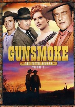 Gunsmoke - Season 5.1 (3 DVDs)