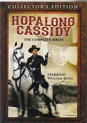 Hopalong Cassidy - The Complete Television Series (b/w, 6 DVDs)