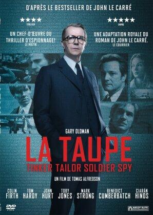 La Taupe - Tinker, Tailor, Soldier, Spy (2011)