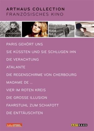 Arthaus Collection - Französisches Kino (10 DVDs)