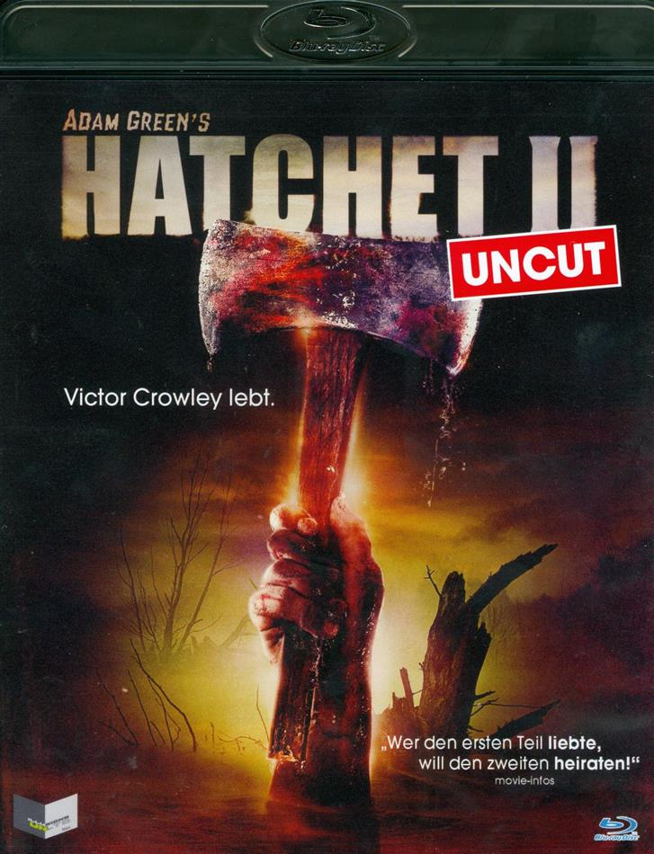 Hatchet 2 (2010) (Uncut)