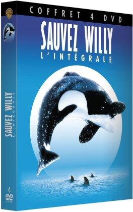 Sauvez Willy - L'intégrale (4 DVDs)