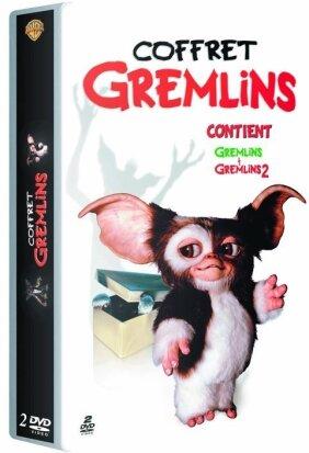 Coffret Gremlins (Steelbox, 2 DVDs)