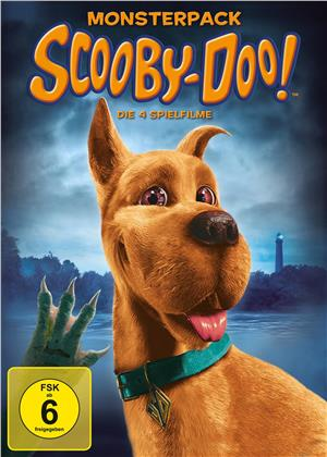 Scooby Doo - Monsterpack (4 DVDs)