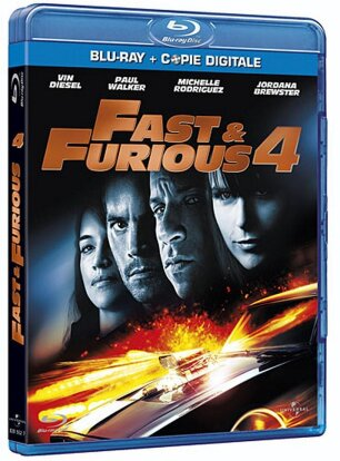 Fast and Furious 4 (2009) (Neuauflage)