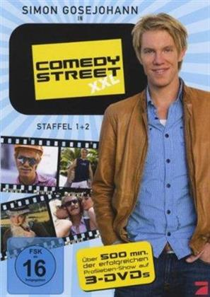 Comedy Street XXL - Staffel 1 + 2 (3 DVDs)