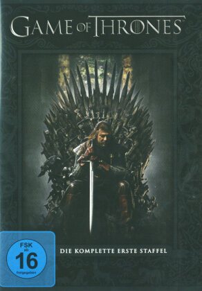 Game of Thrones - Staffel 1 (5 DVDs)