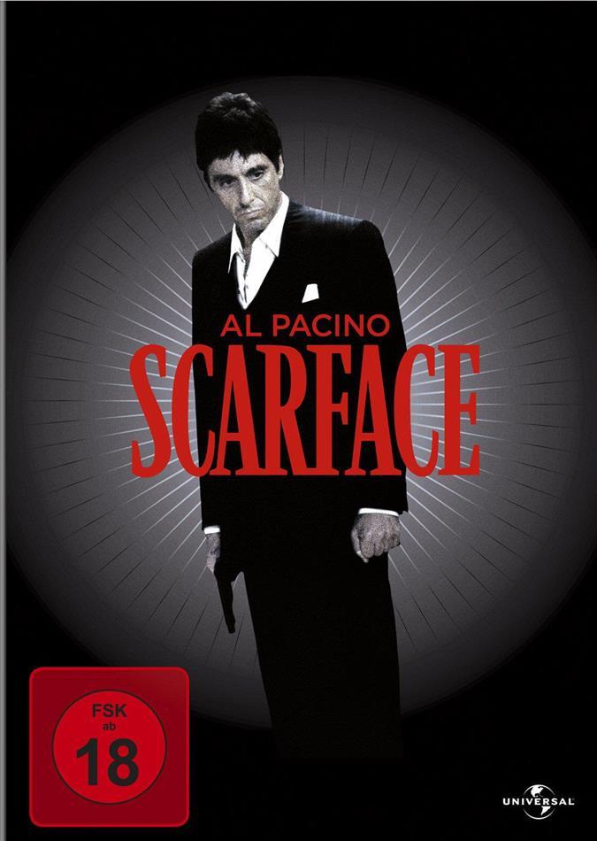 Scarface (1983) (Platinum Edition, Uncut, 2 DVDs)