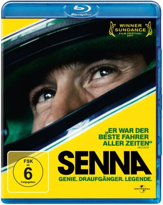 Senna (2010) (Extended Edition, Kinoversion)